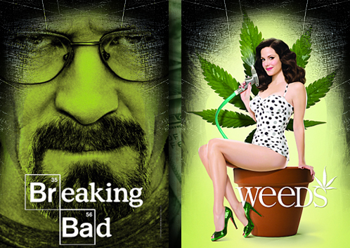 Weeds vs breaking bad