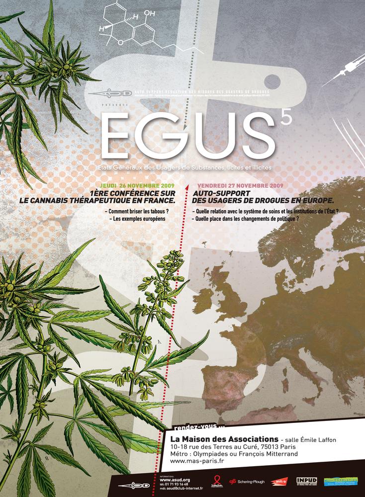 EGUS 5 : États Généraux des Usagers de Substances (licites et illicites)