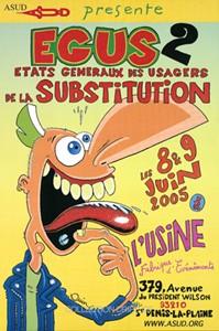 EGUS 2 : États Généraux des Usagers de la Substitution