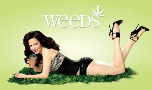 Pin Up Weeds