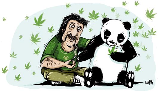 Bernard Rappaz et le WWF