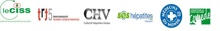 CISS TRT5 CHV SOS Hépatites Médecins du Monde Comede