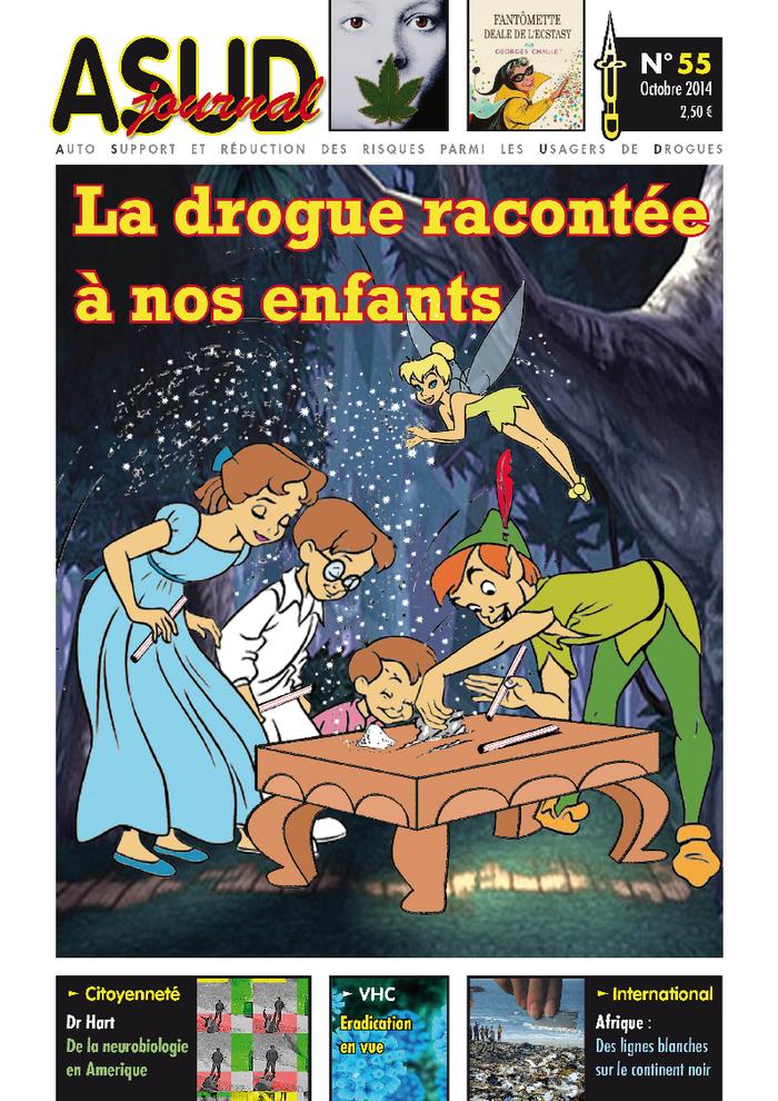 N°55 : La drogue racontée à nos enfants