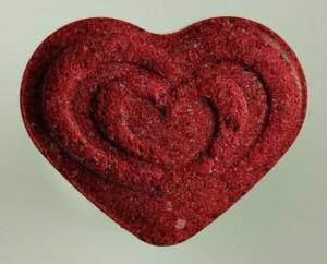 Taz Miko (Magmum) rouge Amphétamine + 4-FMP + 2C-H + Méthamphétamine + 2C-B