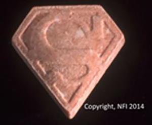 170mg PMMA + 10mg Amphétamine<br />Superman (décembre 2014)