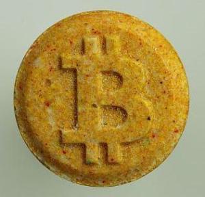 118mg MDMA + 3,3mg Amphétamine + 2mg Caféine<br />Bitcoin (janvier 2014)