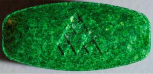 200mg MDMA + MDDA + MDPP<br />Triangle (mars 2014)