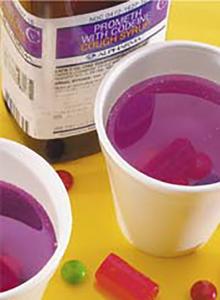 Codéine + Prométhazine + Éthanol<br />Purple Drank / Sizzupr