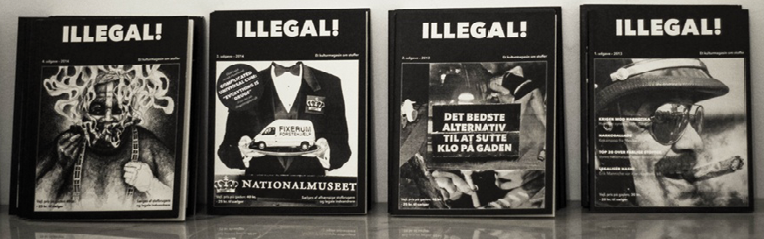Collection illegal! magazine