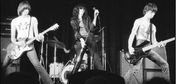 Les Ramones, Toronto, 1976