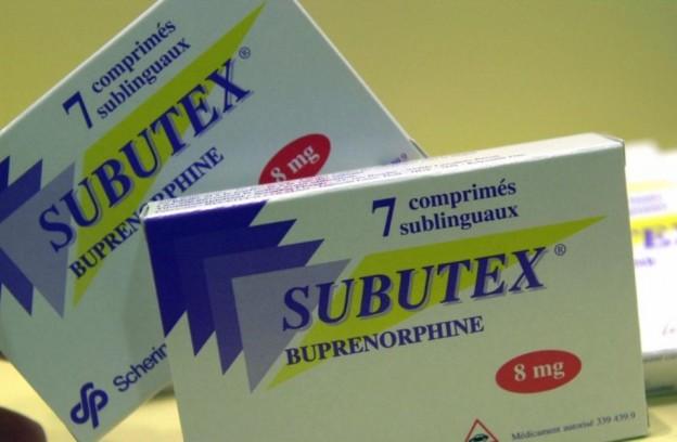 Subutex boite