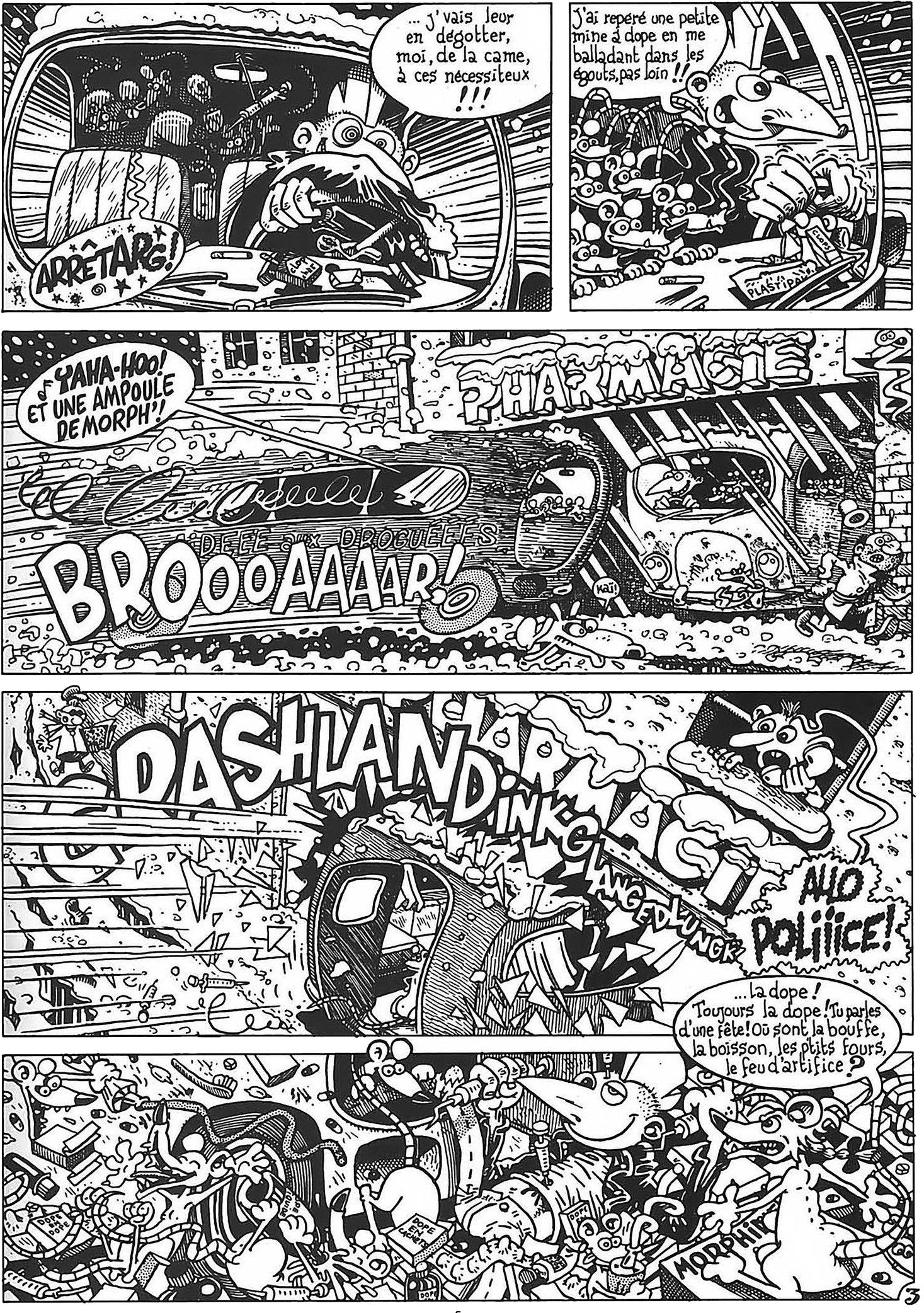 Punk Aid 3, ASUD journal N°10 (automne 1995)