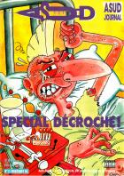 Couverture Ouin Bloodi Décroche, ASUD journal n°11 (printemps 1996)