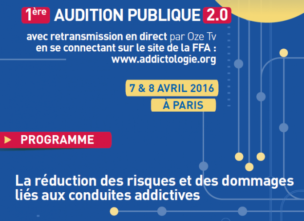 Audition publique RdRD