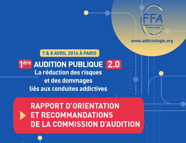 Rapport Audition Publique FAA 2016