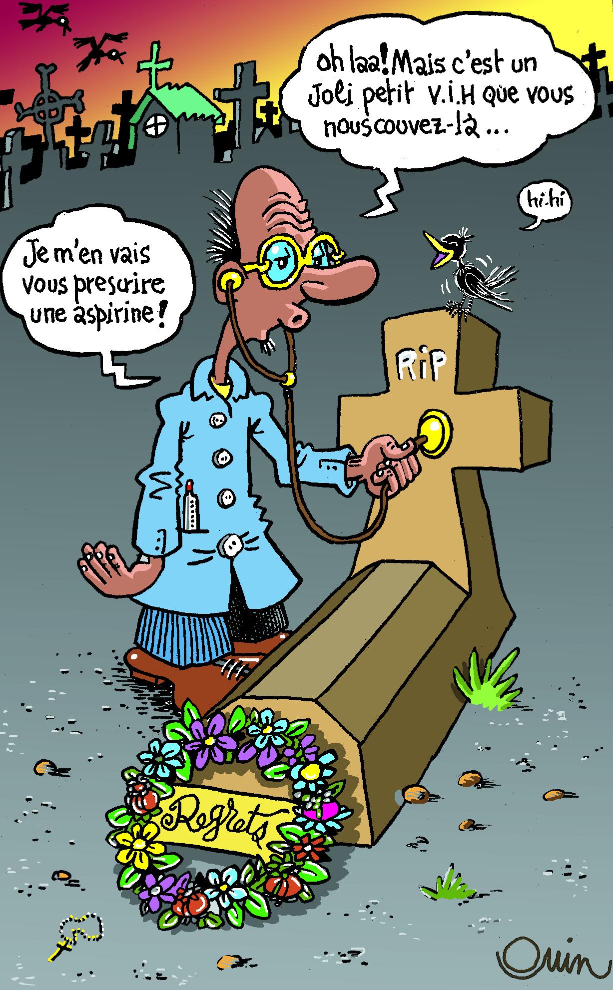 ASUD 27 Ouin Cimetière