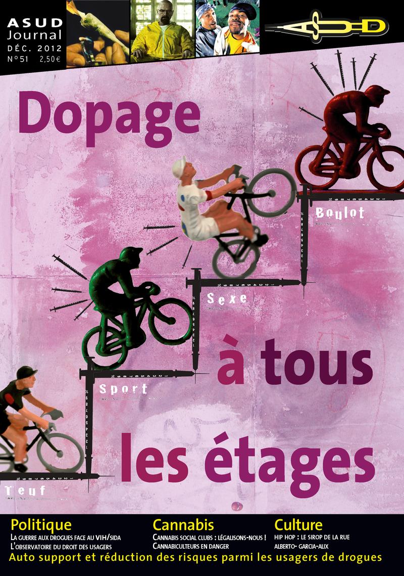 Dopage à tous les étages © ASUD Journal